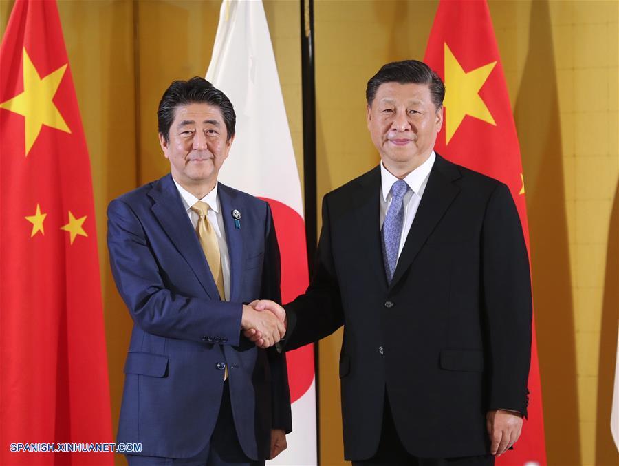Xi y Abe alcanzan consenso